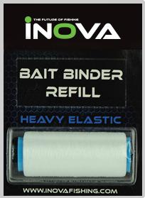heavy bait elastic
