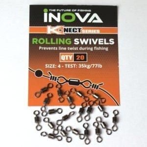 Rolling Swivel Size 4